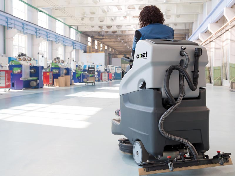 AXET cleaning